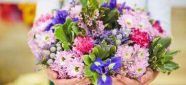 Цветы — лучший подарок