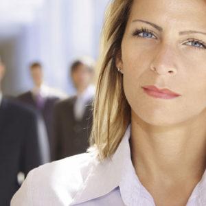 Женская карьера в коллективе мужчин - как пройти испытание