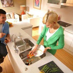 Диспоузер на кухне – простое и удобное устройство