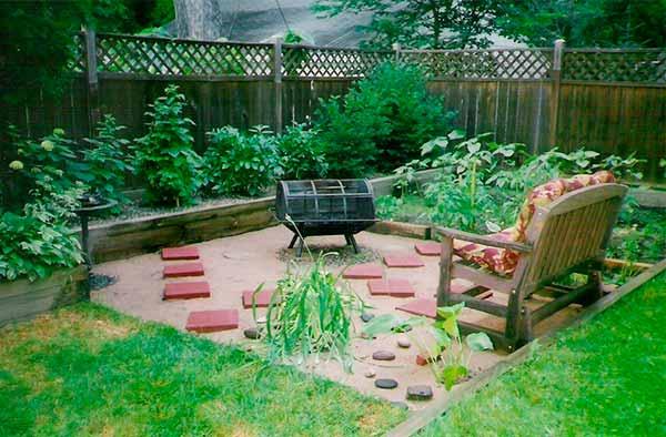 Фэн-шуй и сад