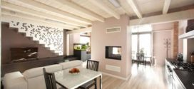 Интерьер дома в итальянском духе