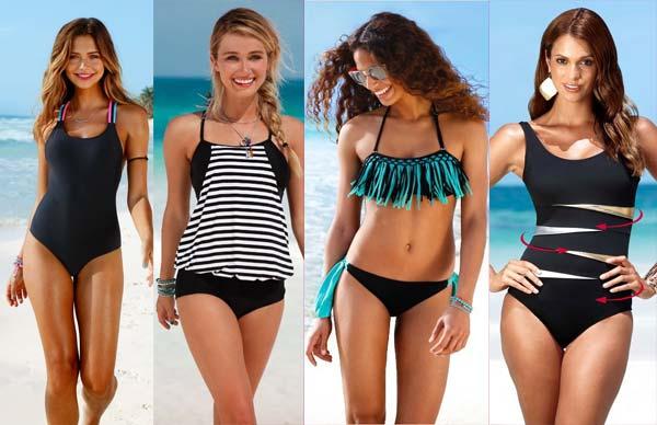 Пляжная мода. Как выбрать подходящий купальник?