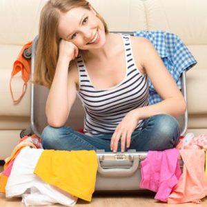 Собираем чемоданы в отпуск