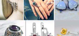 Украшения со смыслом – серебро и драгоценные камни