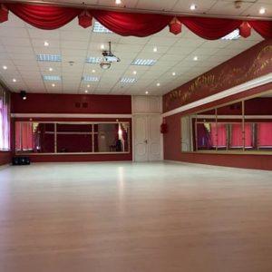 Как подобрать зал для танцев