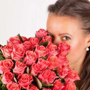 Букет роз - лучший подарок