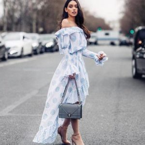 Модные тенденции лета 2017