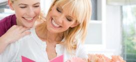 Подарок любимой маме: лучшие идеи