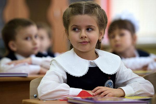Сколько стоит отправить ребенка в первый класс