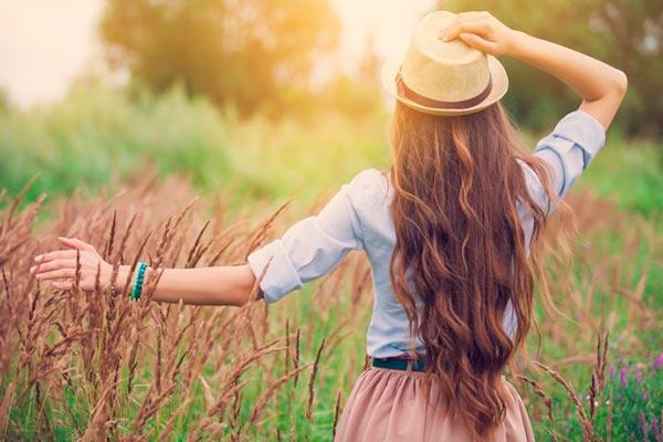 Cекреты здоровых волос