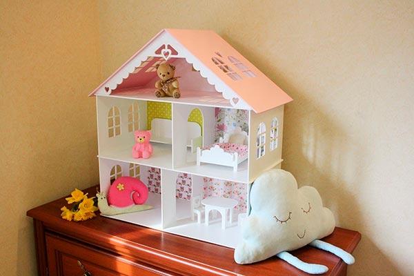 Как выбрать кукольный домик для своего ребенка?