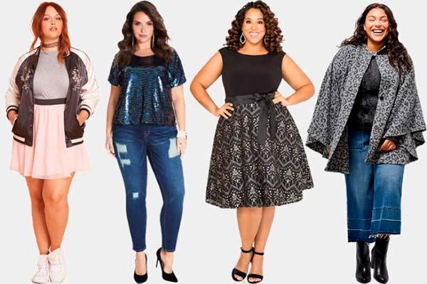 6cf2f1b1ea2 Модные советы для полных женщин