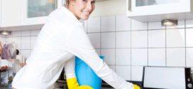 Очистите свой дом, не применяя бытовую химию