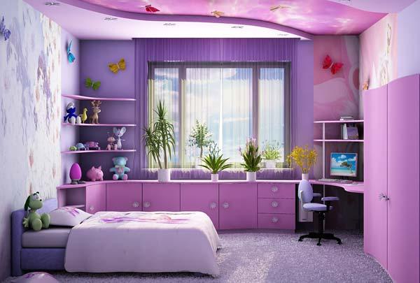 Как сделать комнату ребенка воплощением мечты