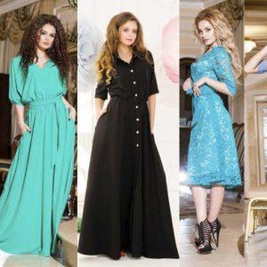Как выбрать повседневное платье и не ошибиться с выбором