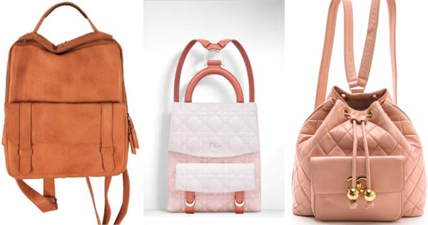 3d80b869be09 Модные женские рюкзаки 2017-2018 | Гармония Жизни