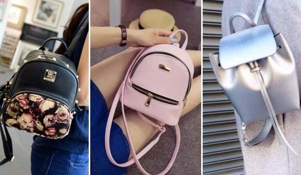 96dc33908dd7 Модные женские рюкзаки 2017-2018 | Гармония Жизни