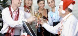 Скоро Новый год. Что подарить сотрудникам и клиентам
