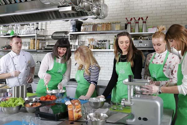 Открываем школу кулинарного искусства