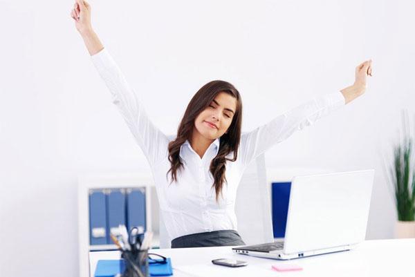 Сидячая работа: последствия и профилактика