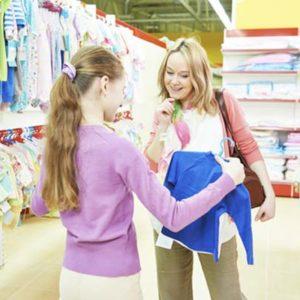 Нюансы при выборе детской одежды