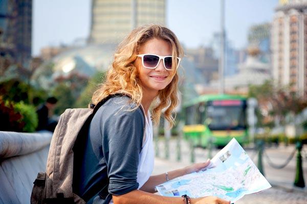 Безопасность женщины в путешествии