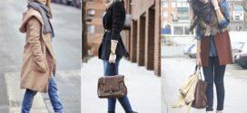 Как носить джинсы с ботинками