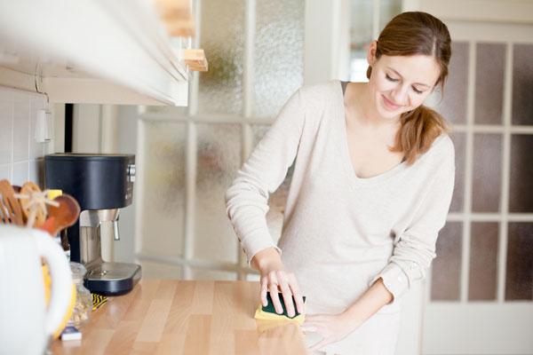 Простой способ поддержания чистоты в доме