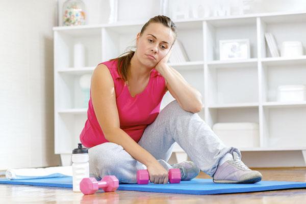 10 основных ошибок похудения