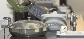 Какая посуда должна быть на съемной кухне