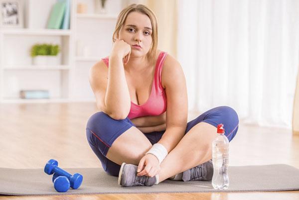 Почему лишний вес самый главный враг женщин?