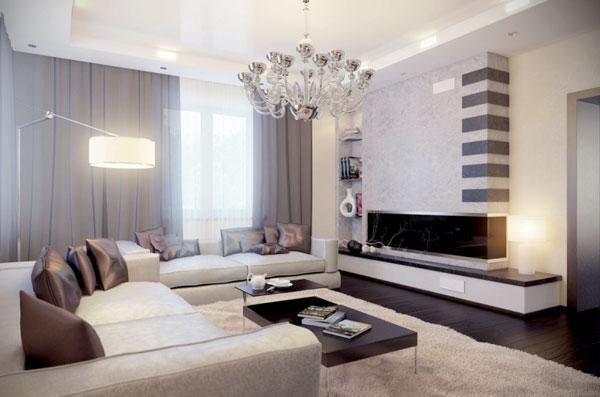 Люстры и светильники — идеальное дополнение интерьера
