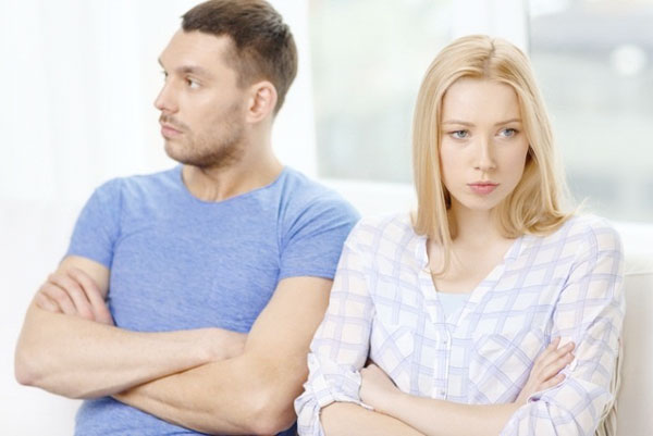Психология семейных отношений и развод