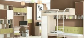 Выбор мебели для детской