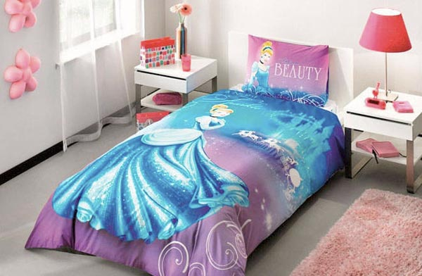 Как выбрать детское постельное белье для девочек?