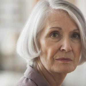 Чего женщины больше всего боятся в старении?