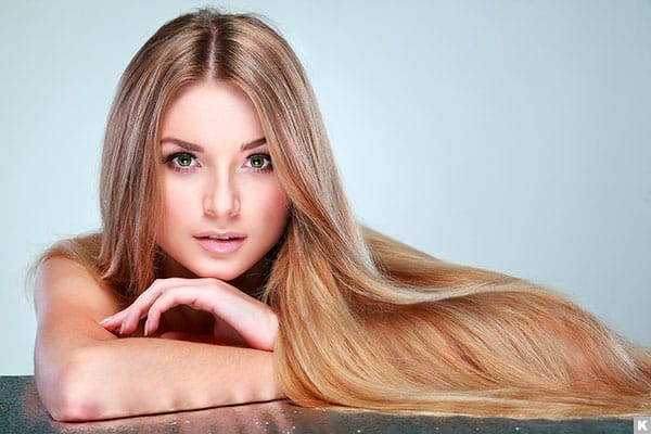 Для поддержания хороших волос