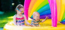 Детские надувные бассейны и их преимущества