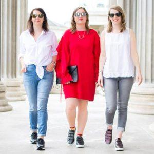 Как быть стильной в размере XL