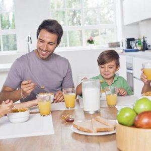 Правильное питание: завтрак