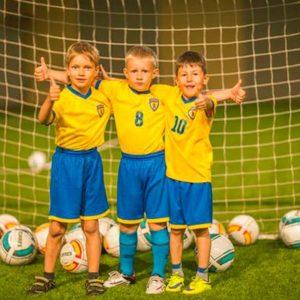 Спорт в жизни маленьких детей