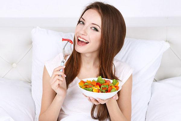6 принципов правильного питания