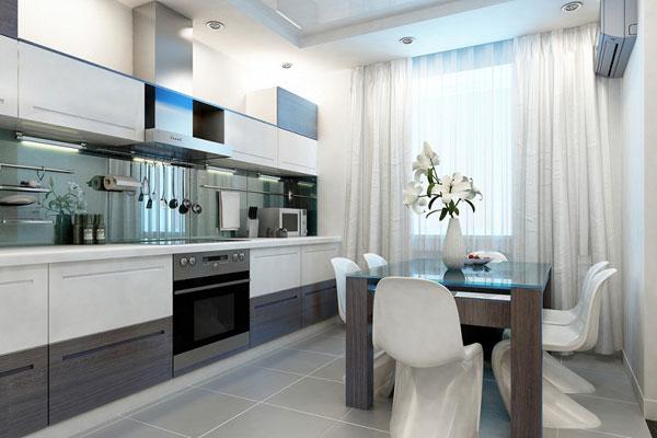 Кухонные гарнитуры 2018. Основные тенденции
