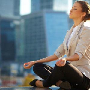 Медитация для занятых женщин