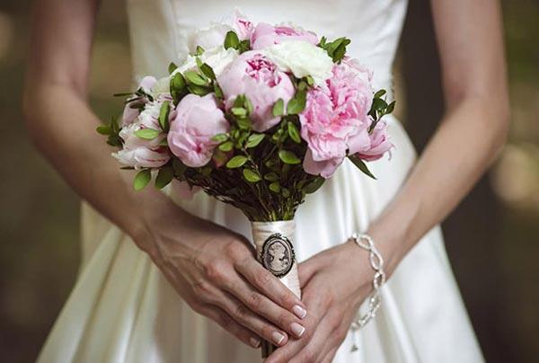 Свадебные букеты 2016