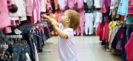 Основні правила вибору дитячого одягу