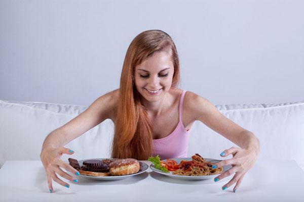 Как не набрать вес после переедания
