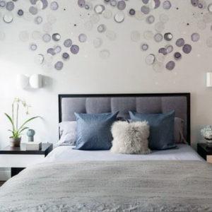 Выбор цвета стен для спальни и ваше самочувствие (фото)