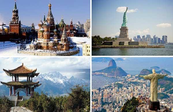 5 самых больших стран мира по площади