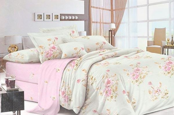 Преимущества постельного белья из сатина